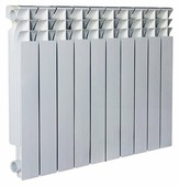 Радиатор алюминиевый Oasis Al 500/80