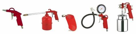Набор пневмоинструментов ELITECH 0704.012100