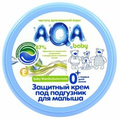 AQA baby Крем защитный под подгузник