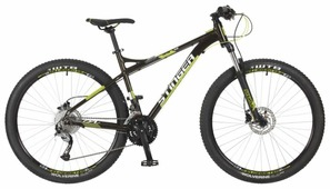 Горный (MTB) велосипед Stinger Zeta HD 27.5 (2018)