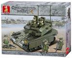 Конструктор SLUBAN Сухопутные войска 2 M38-B0305 K-1TANK