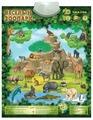 Электронный плакат Знаток Весёлый зоопарк PL-06-ZOO