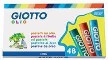 GIOTTO Пастель масляная Olio 48 шт (293200)