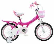 Детский велосипед Royal Baby RB18G-4 Bunny Girl Steel 18