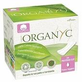 Organyc прокладки ежедневные 1 капля daily