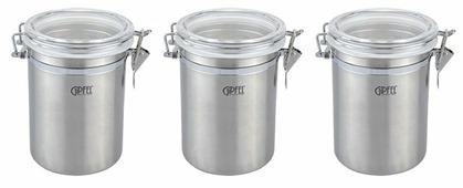 GIPFEL Набор банок для хранения 5584 3 шт.