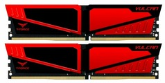 Оперативная память 16 ГБ 2 шт. Team Group TLRED432G2666HC15BDC01