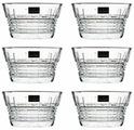 Cristal d'Arques набор салатников Rendez-Vous, 6 шт.