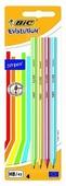 BIC Набор чернографитных карандашей Evolution 4 шт (918485)