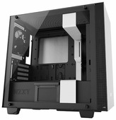 Компьютерный корпус NZXT H400i White/black