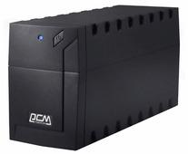 Источник бесперебойного питания Powercom RPT-600A Euro Black