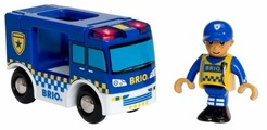 Brio Полицейский фургон 33825