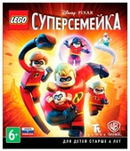 Warner Bros. LEGO The Incredibles