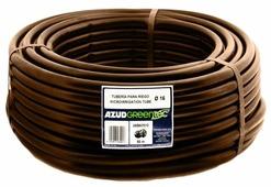 Azud Труба коричневая 16 мм 50 м