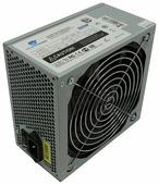 PowerCool (ATX-500W-APFC-14) Блок питания 500W ATX (24+2x4+6 пин, 140mm (SCP)(OVP)(OCP)(UVP)ATX