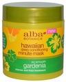 Alba Botanica Гавайская разглаживающая маска-минутка для волос