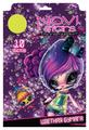 Цветная бумага Novi Stars Action!, A4, 10 л., 10 цв. в ассортименте