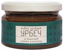 Живой Продукт Урбеч из проростков семян конопли