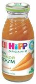Сок HiPP Морковный, c 4 месяцев
