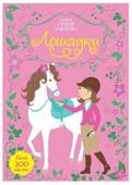 Книжка с наклейками Супернаклейки-мини Лошадки