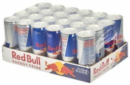 Энергетический напиток Red Bull