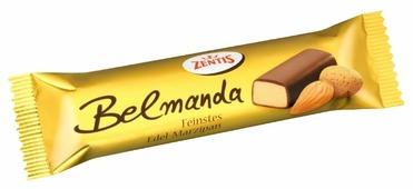 Батончик Zentis Belmanda марципановый, 60 г