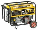 Бензиновый генератор Denzel GE6900E (5000 Вт)