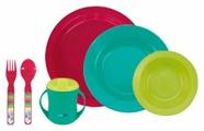 Комплект посуды Bebe Due 6 предметов (80199)