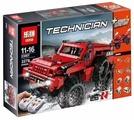 Электромеханический конструктор Lepin Technican 23007 Внедорожник Мародер