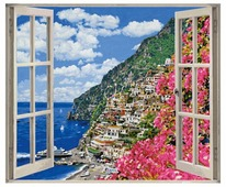 "Schipper Картина по номерам ""Позитиано на Амальфийском побережье"" 50х60 см (9360724)"