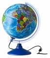 Глобус политический Globen Классик Евро 250 мм (Ке012500190)