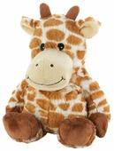 Игрушка-грелка Warmies Cozy plush Жираф 25 см
