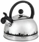 Mallony Чайник MAL-CITY-01 (985609) 2,8 л