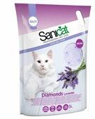Наполнитель Sanicat Diamonds Lavender (5 л)