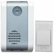 Звонок с кнопкой ЭРА C31 электронный беспроводной (количество мелодий: 32)