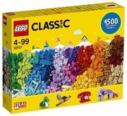 Конструктор LEGO Classic 10717 Кубики, кубики, кубики!