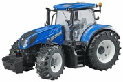 Трактор Bruder New Holland T7.315 (03-120) 1:16