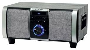 Музыкальный центр Hyundai H-MAC120