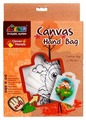 AVENIR Набор для раскрашивания сумки из холста Сова (AL2006)