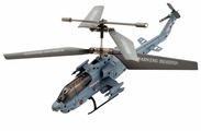 Вертолет Syma AH-1 Super Cobra (S108G) 22 см