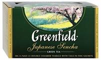 Чай зеленый Greenfield Japanese Sencha в пакетиках