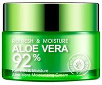 BioAqua Aloe Vera 92% Moisturizing Cream Освежающий и увлажняющий крем-гель для лица и шеи