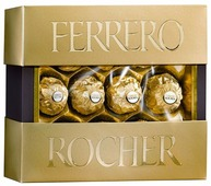 Набор конфет Ferrero Rocher Премиум 125 г