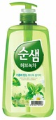 SoonSaem Средство для мытья посуды Зеленый чай