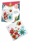 D&M набор Цветы и птицы 58022