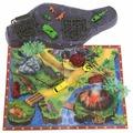 Игровой набор Kribly Boo Парк динозавров 64885
