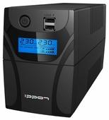 Интерактивный ИБП Ippon Back Power Pro II Euro 650