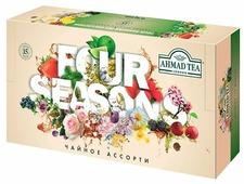 Чай Ahmad Tea Four seasons ассорти в пакетиках подарочный набор