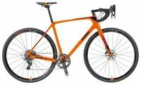 Шоссейный велосипед KTM Canic CXC 11 (2018)