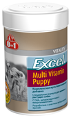 Добавка в корм 8 In 1 Excel Multi Vitamin Puppy для щенков